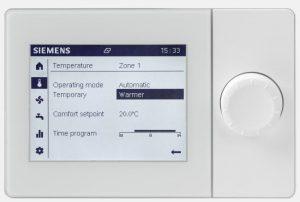 Siemens valdiklis